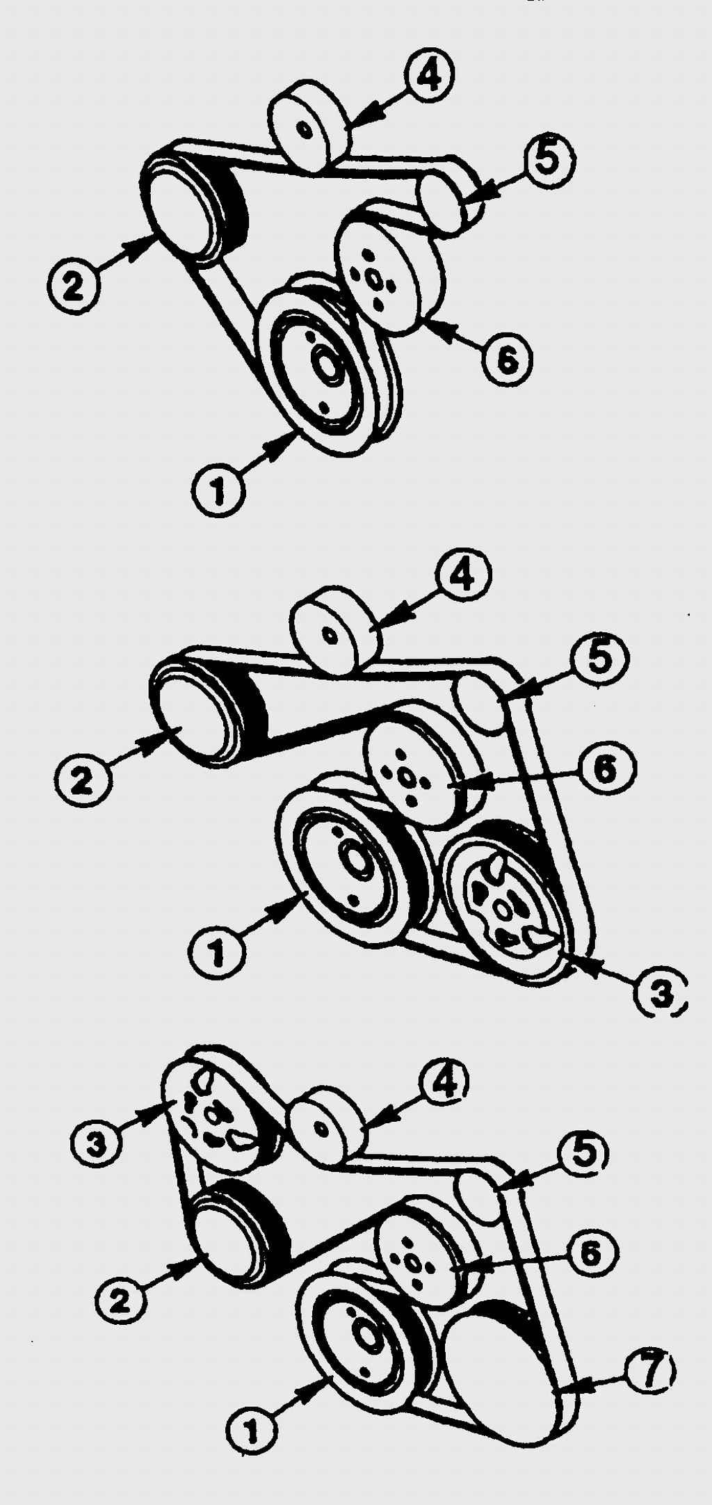 Ролик натяжения ремня генератора форд фокус 2 22 фотография